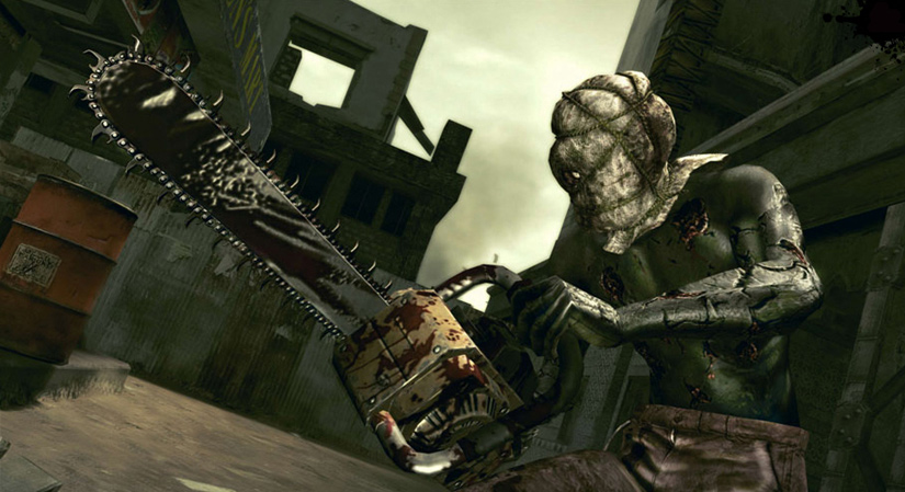 Resident Evil 5 HD Review