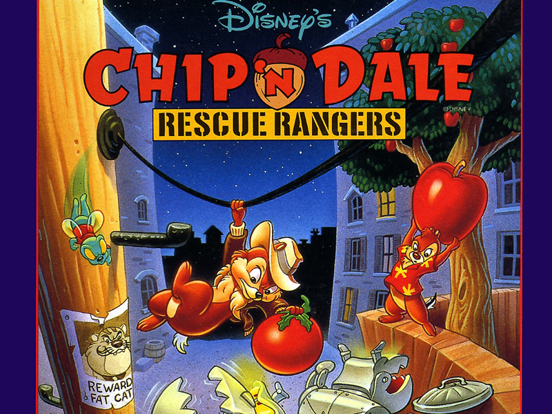 nes-chip-n-dale-rescue-rangers