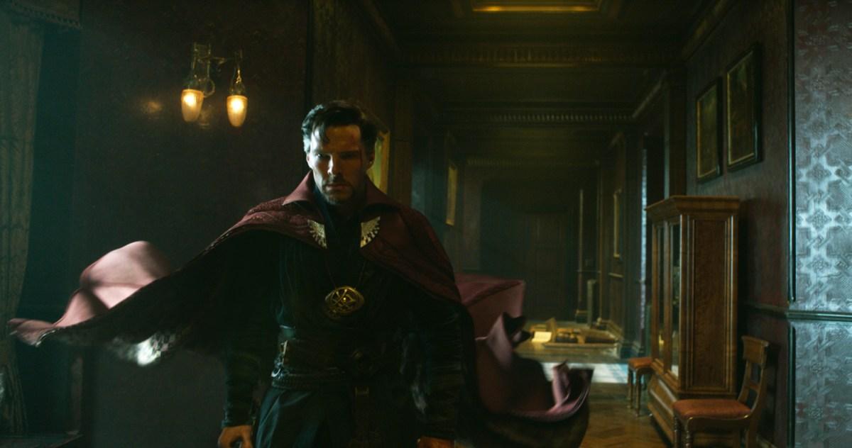 Dr. Strange Review Image 1