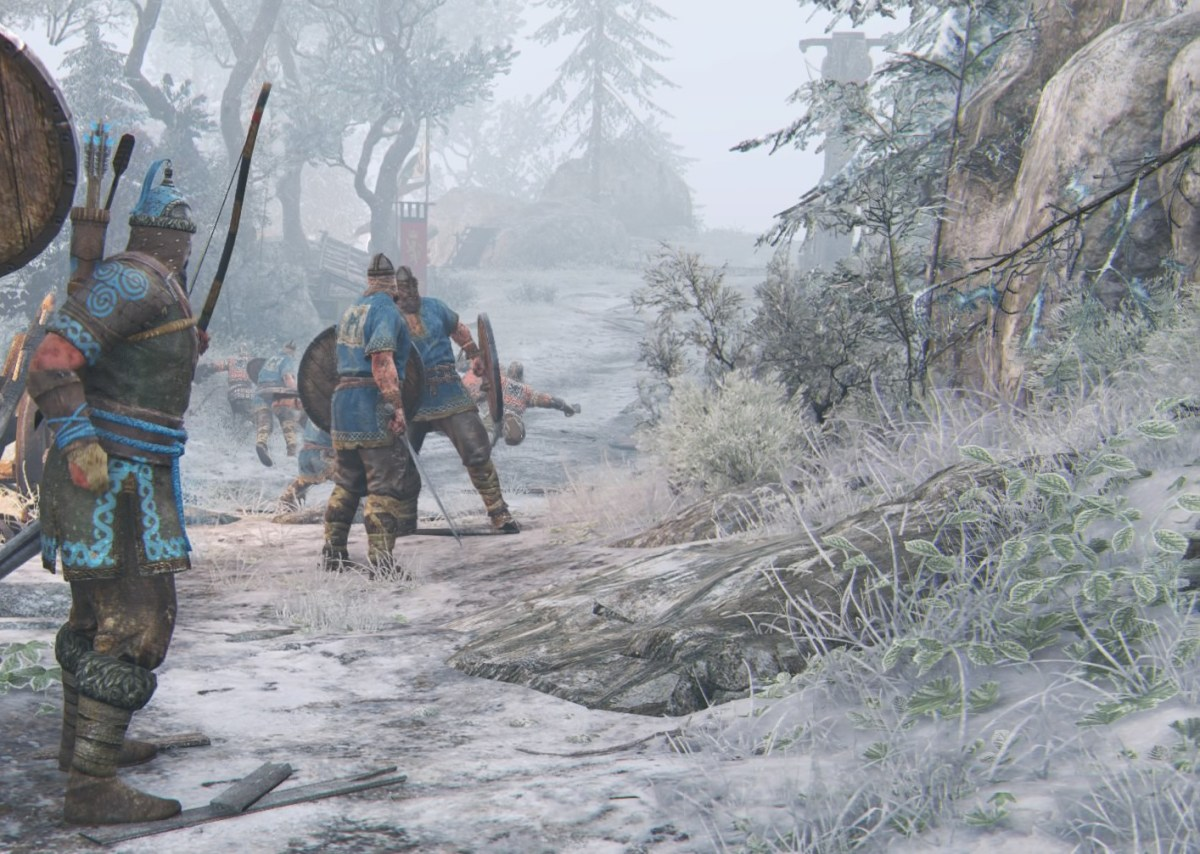 For Honor Vikings