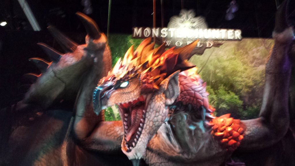 E3 2017 Monster Hunter World