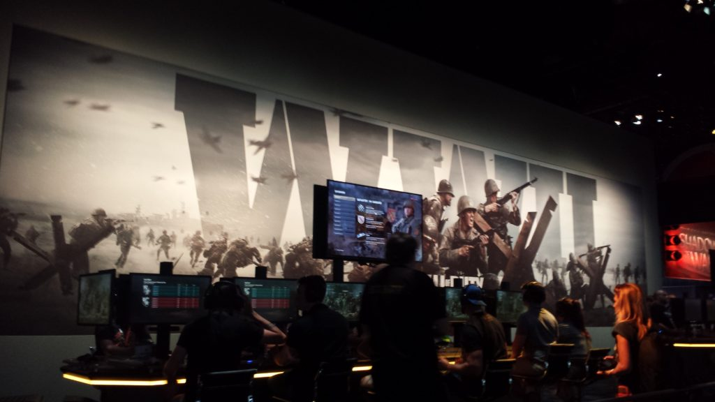 E3 2017 Call of Duty World War 2