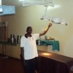 Lampada per l'Ospedale di Kitgum