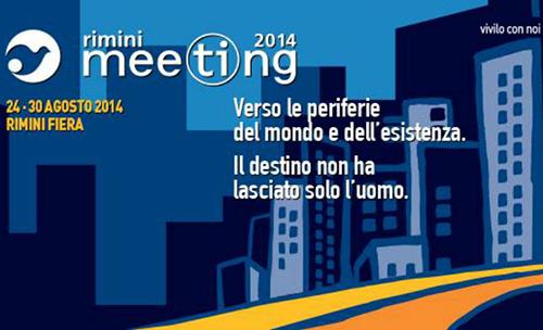 Meeting Rimini 2014