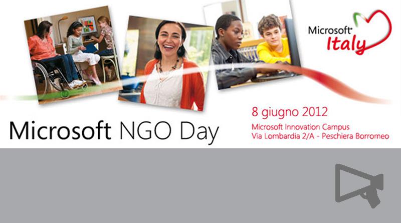 Microsoft NGO Day