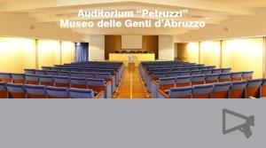 """Auditorium """"Petruzzi"""", Museo delle Genti d'Abruzzo"""