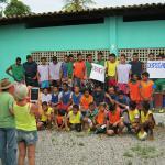 Aiuti senza confini - ONG brasiliana Força Flor