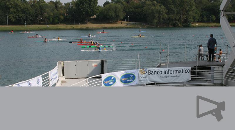 Campionato italiano di velocita Idroscalo di Milano
