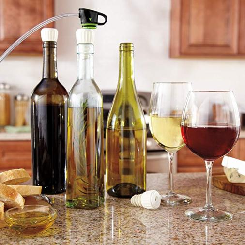 FoodSaver Bottle Stoppers - 3-Pack