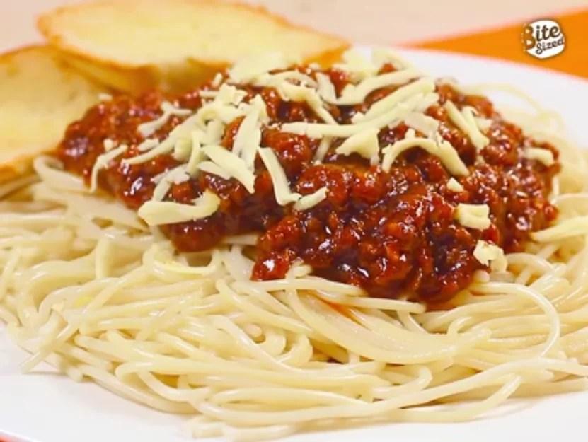 Spaghetti a la pancake house ccuart Gallery