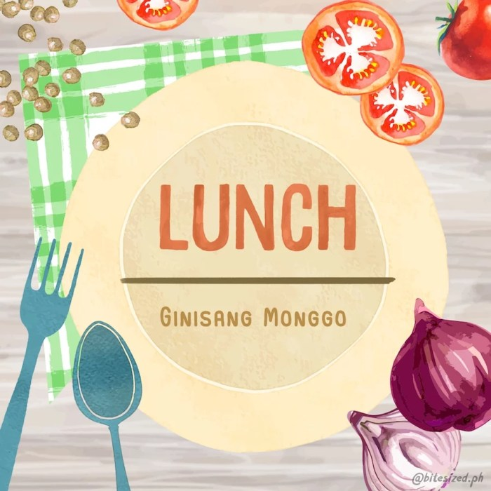 lunch to boost your child's school performance