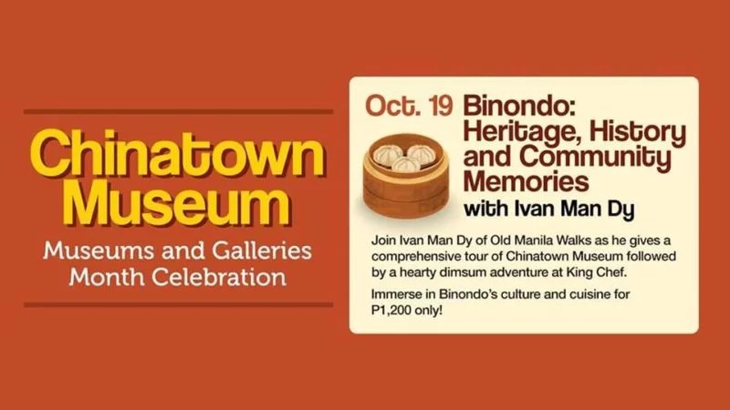 Binondo: Heritage, History & Community Memories with Ivan Man Dy