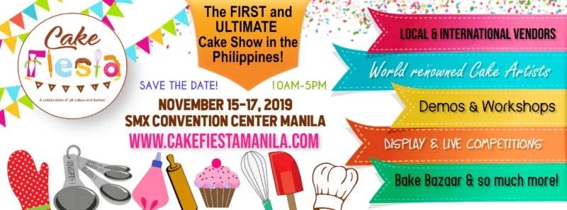 Cake Fiesta MNL 2019