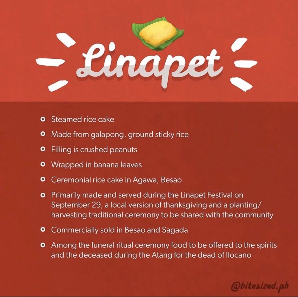 Linapet from Besao Philippines