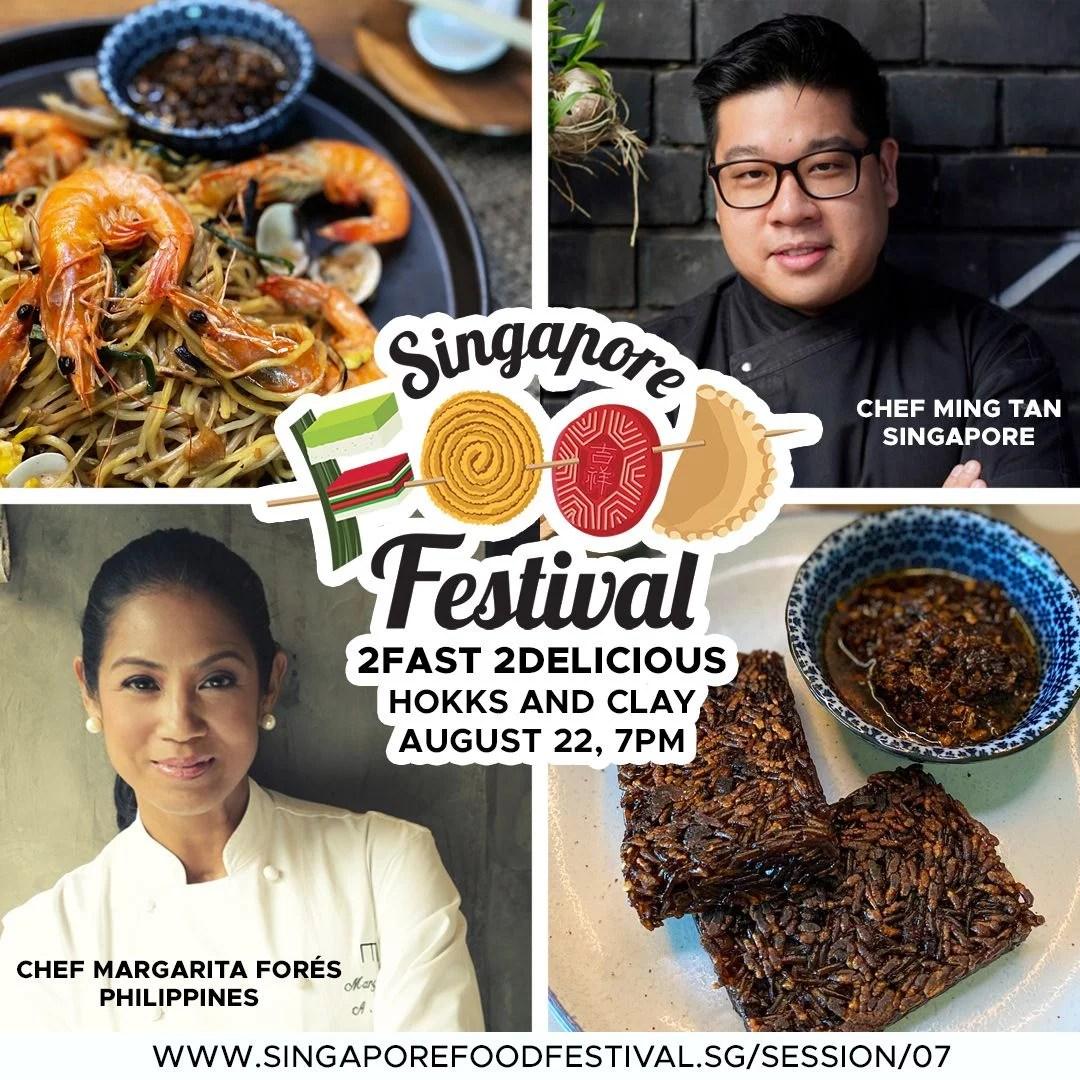 Singapore Food Festival 2020
