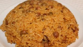Moro de guandules pigeon pea rice life bites moro de guandules rice cooker recipe pigeon pea rice forumfinder Gallery