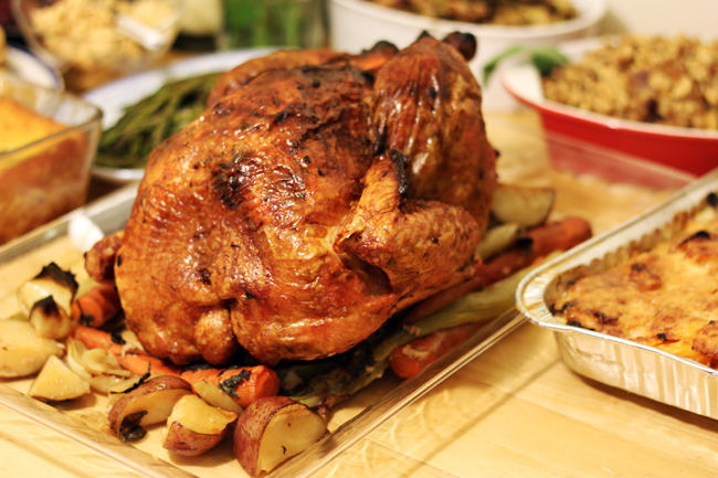 roast turkey 5
