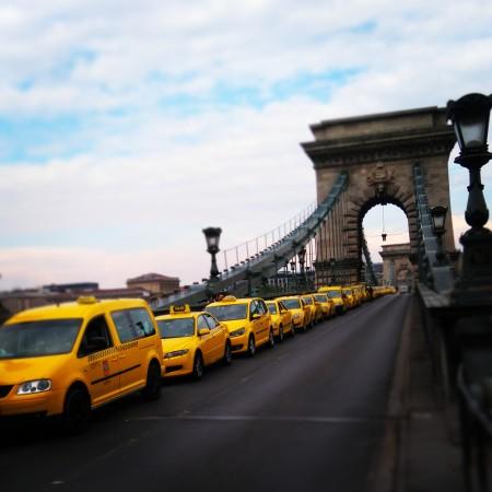 Budapest, Ponte delle Catene
