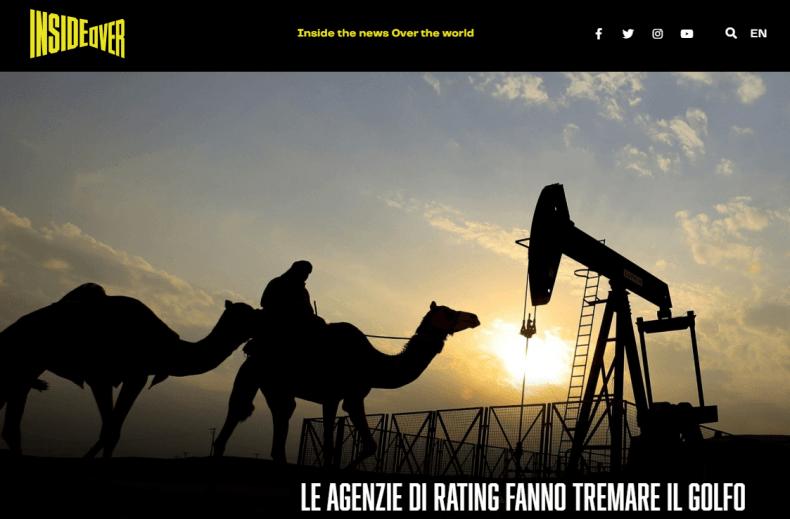 Le agenzie di rating fanno tremare il Golfo - InsideOver