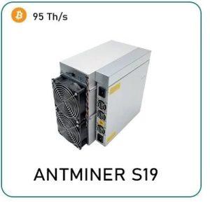 Bitmain Antminer S19 95TH/s