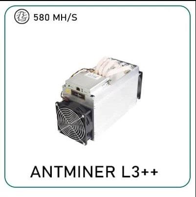 Antminer L3++