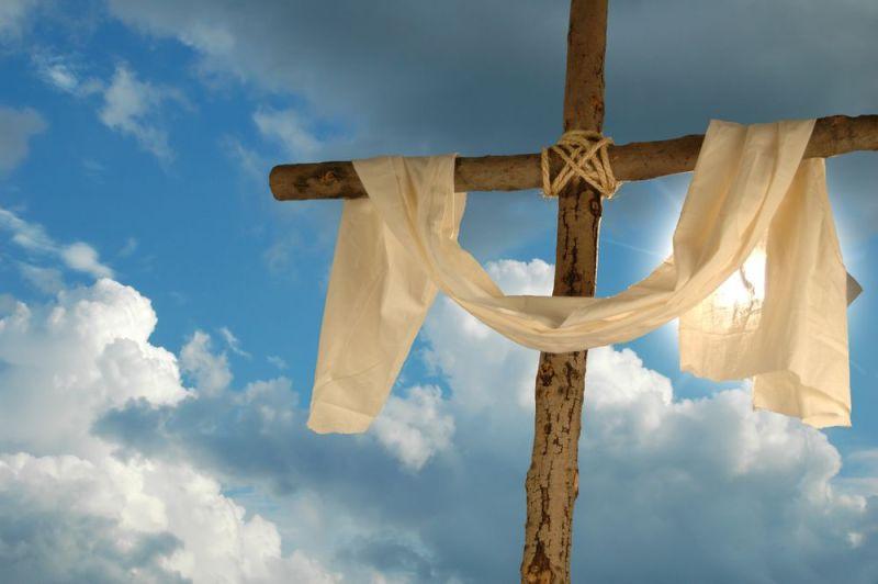 Križ, uskrsne pjesme