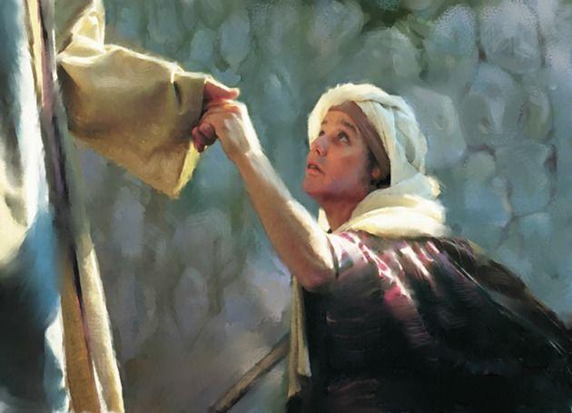 Kako Isus lijeci ranjeno povjerenje