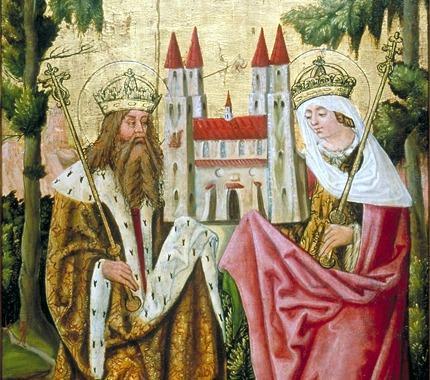 henrik i kunigunda