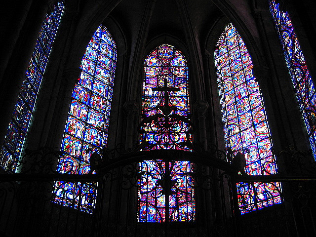 3 Chartres Flickr