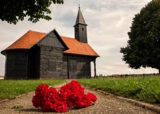Kapela Ranjenog Isusa, Pleso | Foto: Robert Klarić