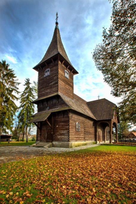 Kapela sv. Barbare, Velika Mlaka | Foto: Josip Škof
