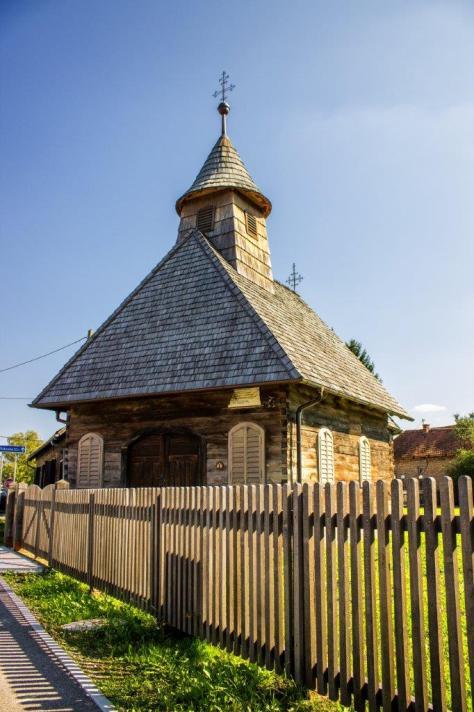 Kapela sv. Ivana Krstitelja, Buševec | Foto: Hrvoje Mareković