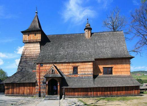 Crkva sv. Mihaela Arkanđela, Dębno
