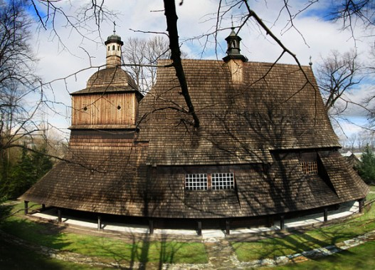Crkva sv. Filipa i Jakova, Sękowa