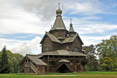 Crkva Rođenja Blažene Djevice Marije, Muzej Vitroslavlitsy