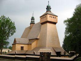Crkva Uznesenja Marijina i sv. Mihaela Arkanđela, Haczów