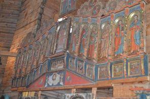 Crkva Uznesenja Blažene Djevice Marije, Roztoka (18. st.)