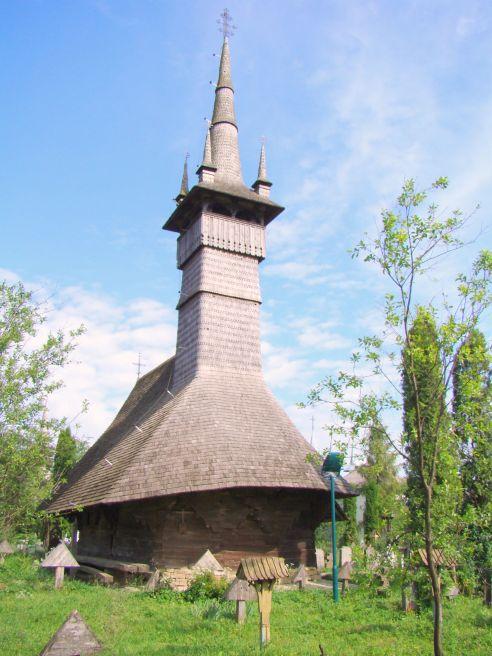 Crkva sv. Arkanđela, Rogoz