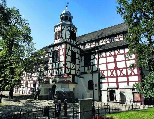 Crkva Svetog Trojstva, Świdnica