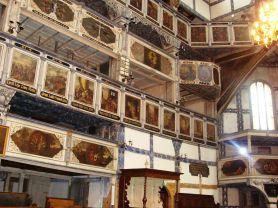 Crkva je, kao i ona u Jaworu, obnovljena u suradnji Poljske i Njemačke te prepoznata od UNESCO-a 2001. godine.
