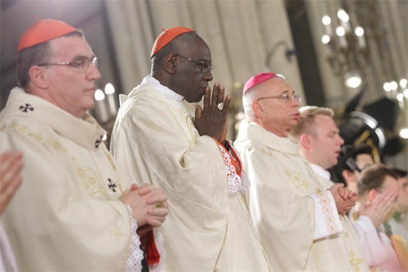 kardinal robert sarah tišina Bog je tišina dijete tišine diktatura buke