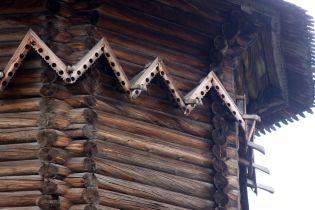 Crkva posredovanja Bogorodice, Otok Kiži