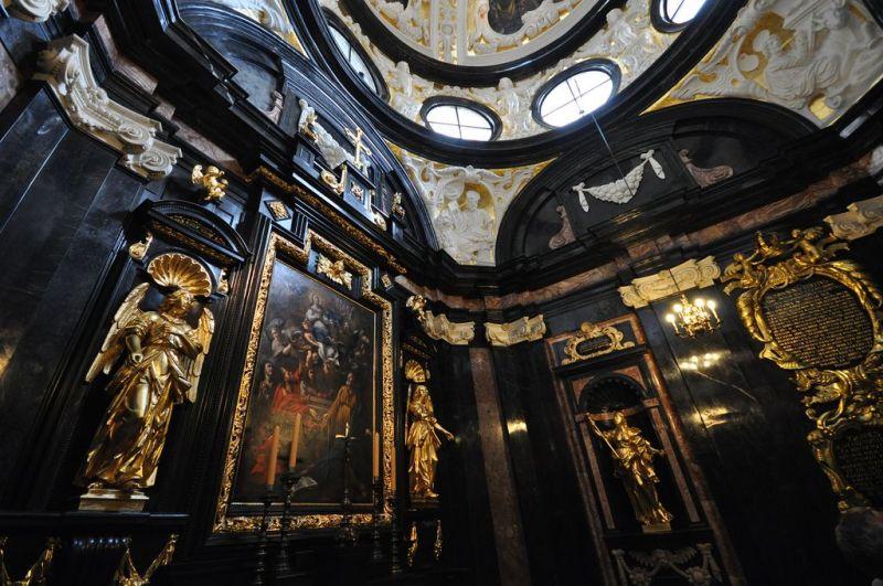 Unutrašnjost Kraljevske arhikatedralne bazilike na brežuljku Wawel | Foto: Flickr.com
