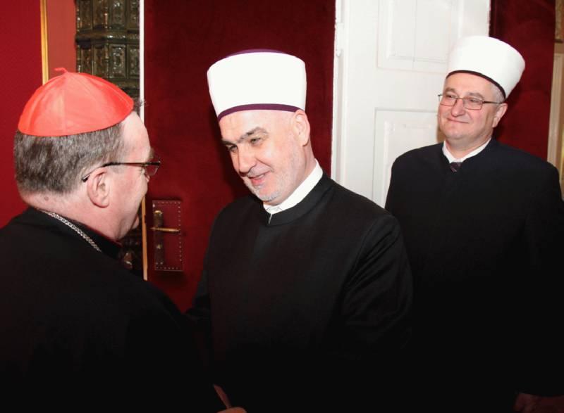 bozanic, muftija aziz hasanvić