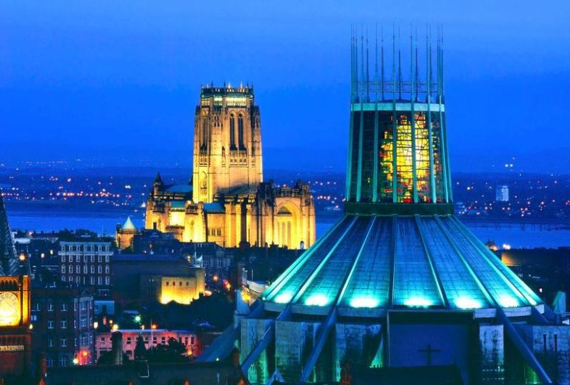 Foto: Liverpool Metropolitan Cathedral