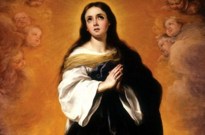 Murillo - Immaculata