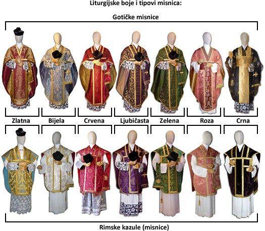 liturgijsko ruho misnica
