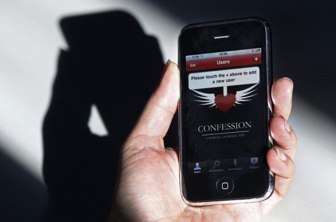 Iphone Confession App