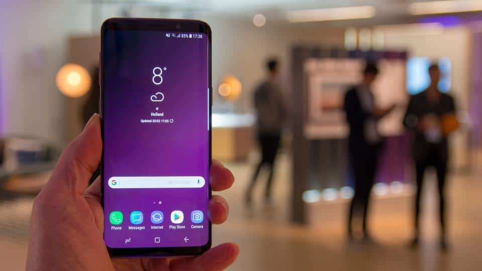 How To Unlock Your Samsung Galaxy S9 Bit Rebels