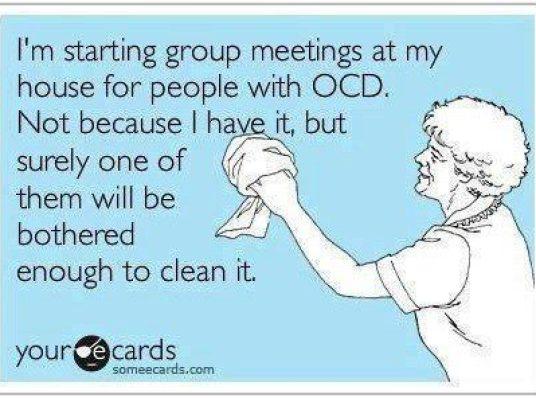 Ocd meeting